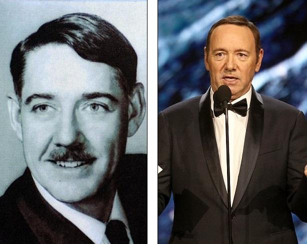 Thomas Geoffrey Fowler-padre de Kevin Spacey