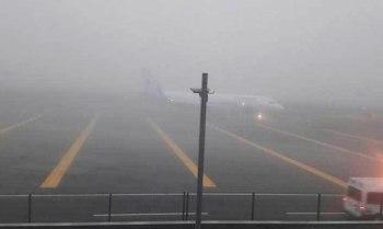AICM-niebla