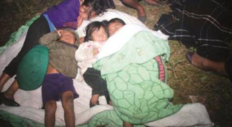 #DeShock Mueren De Hambre 4 Niños Chiapanecos Desplazados