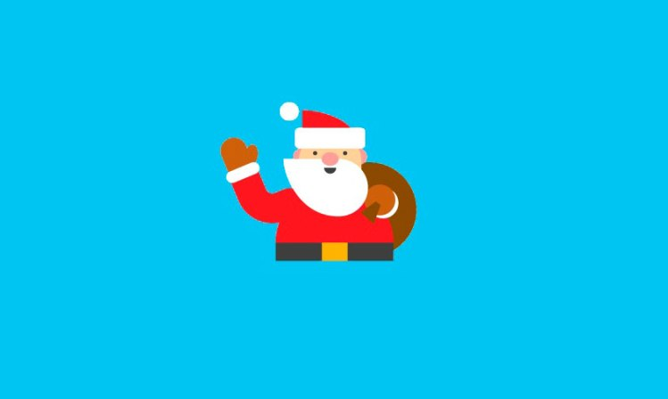 Santa-Claus-Google