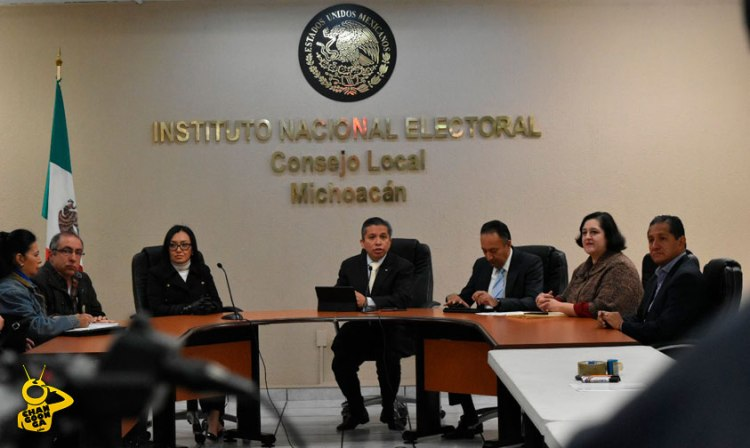 INE-Michoacan