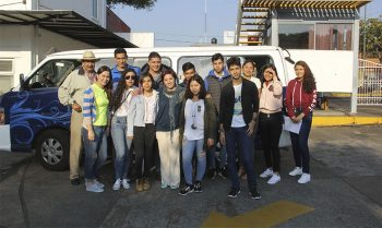 viaje jóvenes Uruapan