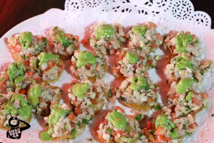 mariscos comida