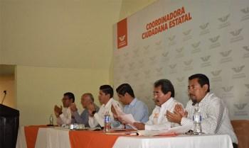 Javier Paredes Movimiento Ciudadano