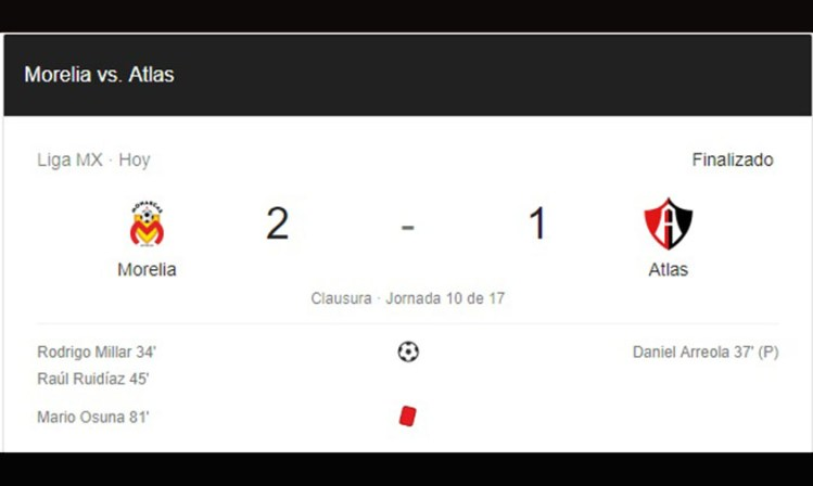 Monarcas Atlas Futbol