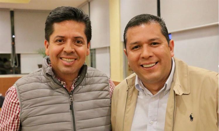 Por México al Frente Juan Carlos Barragán