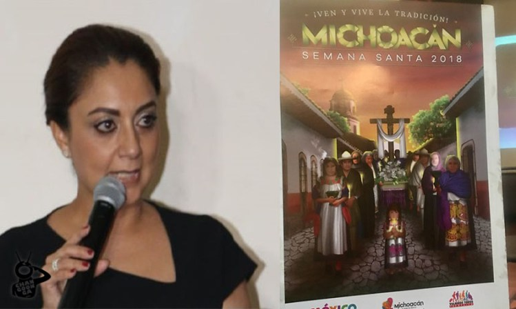 Semana Santa Michoacán Julieta López