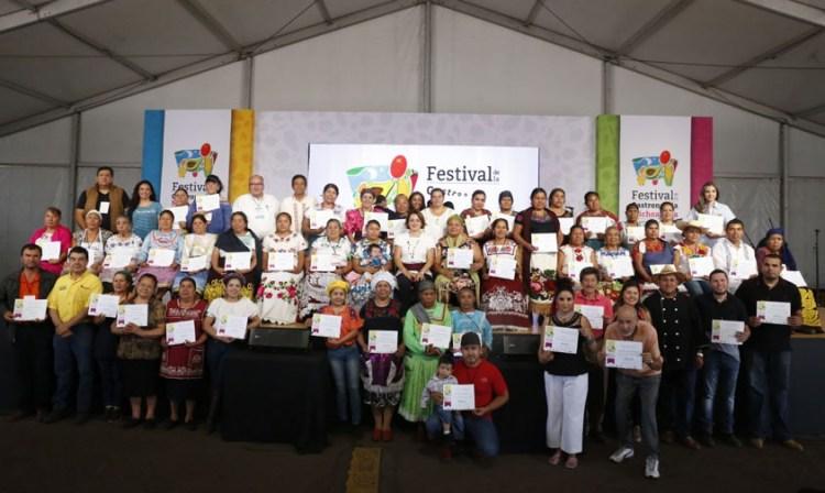 festival gastronomia michoacana