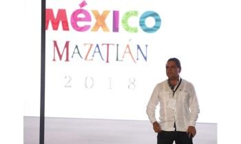Silvano Aureoles Tianguis Turístico México