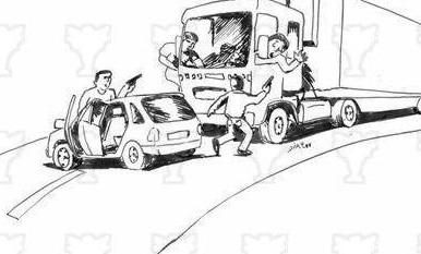 #Denunciamesta Asaltan A Chofer De Paquetería En Morelia, Le Roban Todo