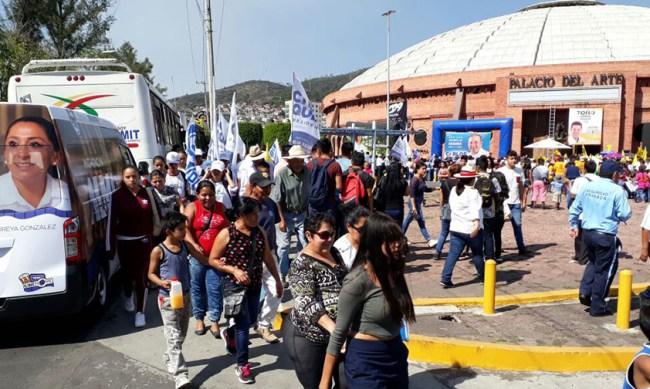 Por México Al Frente Ricardo Anaya Morelia