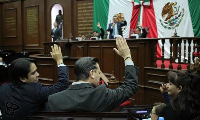 medicamentos Congreso Michoacán