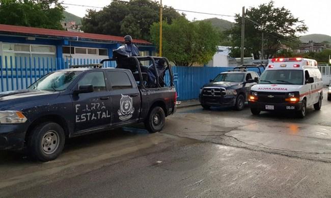 atentado Zumpango Alcalde