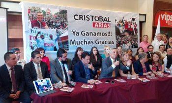 Cristobal Arias lana