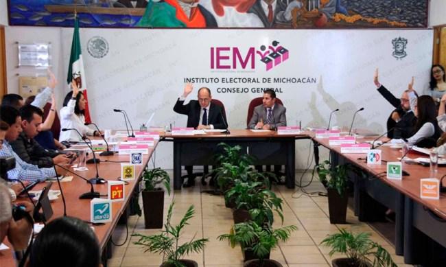 IEM Michoacán