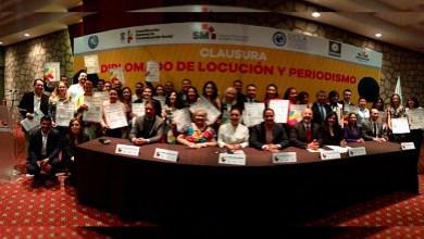 Diplomado Locución y Periodismo Michoacán primera generación
