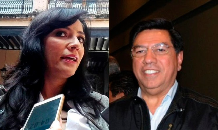 Jesús Reyna Adriana Hernández liberar Michoacán