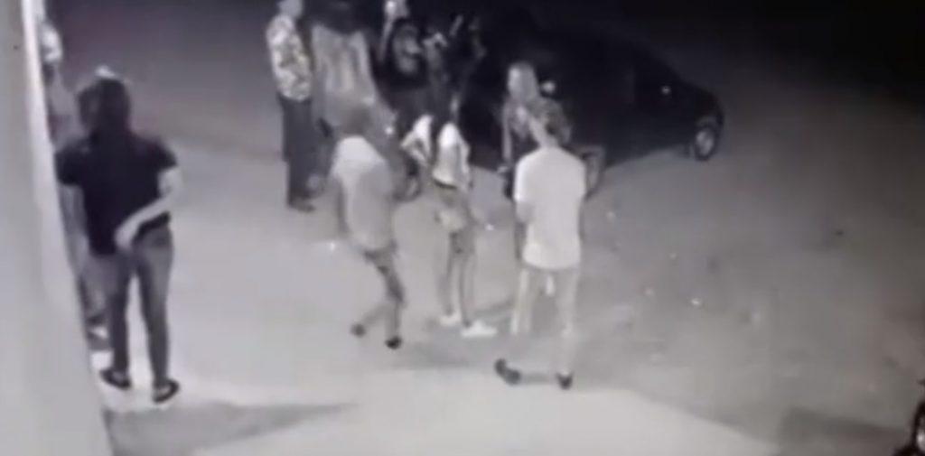 #Video La Asesinan En Su Fiesta De Cumpleaños Número 24