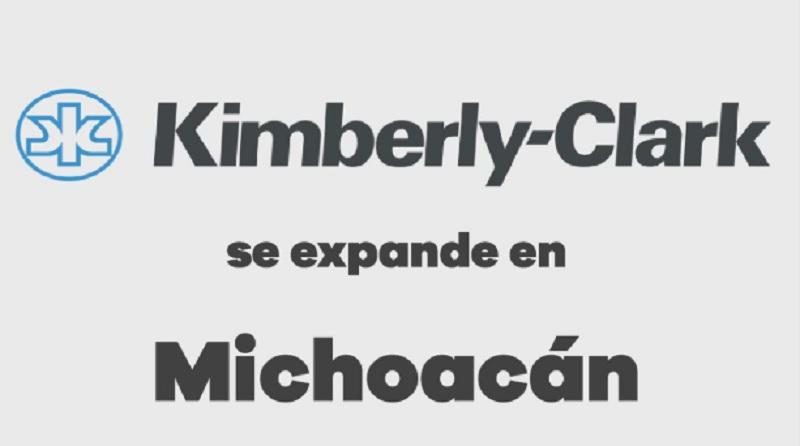 #Morelia Kimberly Clark Inaugura Hoy Ampliación De Su Planta Con 380 Nuevos Empleos