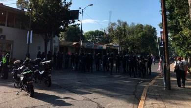 CNTE Ventura Puente bloqueo Morelia
