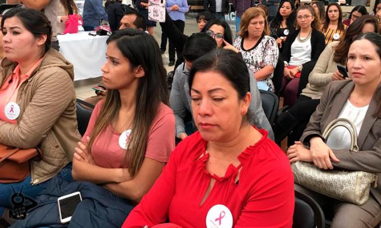 cáncer de mama combatir Michoacán