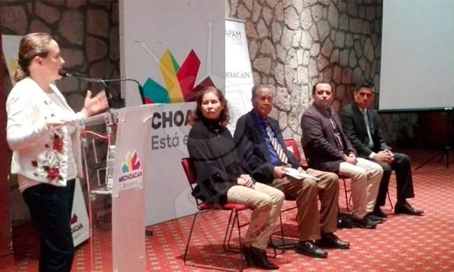 DIF Michoacán adultos mayores