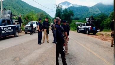 Photo of #Churumuco Para Garantizar Orden Y Seguridad Despliegan Base De Operaciones Mixtas