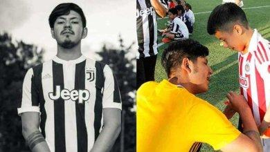 Photo of Oaxaqueño Se Hace Pasar Por Futbolista Del Juventus, Daba Charlas, Entrevistas Y Hasta Firmaba Autógrafos