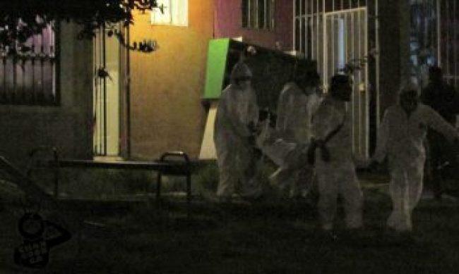 asesinar mujer Villas de la Loma Morelia a