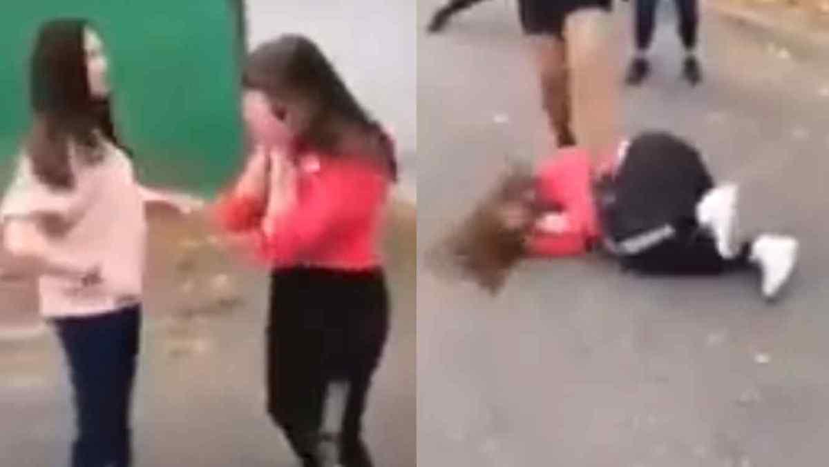 #Vídeo Chavita De 14 Años Queda Estéril Tras  Golpiza Por Parte De Sus Compañeros