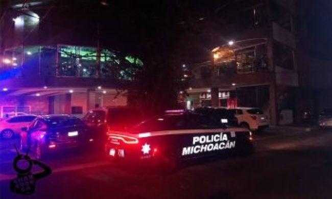 detonaciones gimnasio Morelia