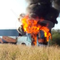 incendio autobús Buenavista lider criminal