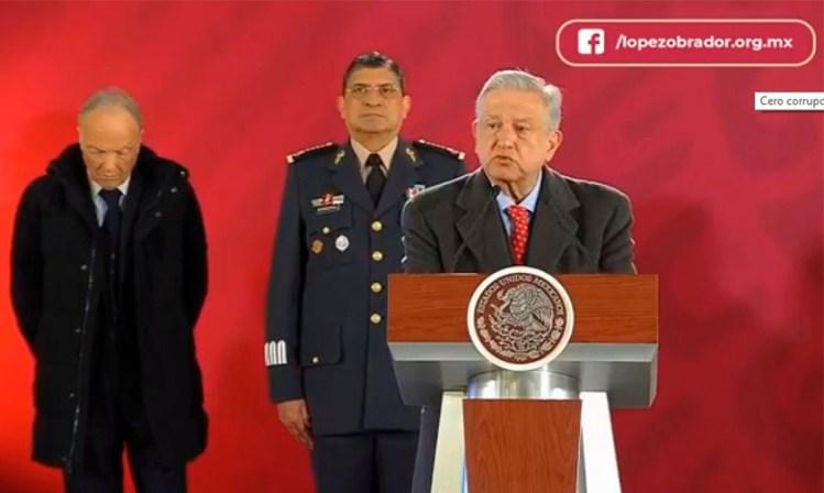 AMLO turbosina México