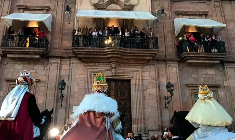 Reyes Magos 2019 deseos