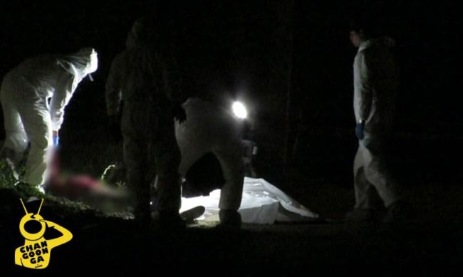 Mujer muerta Morelia Michoacán