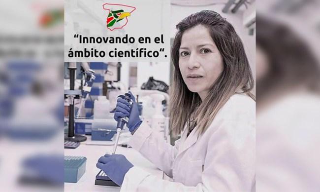 bióloga Marisol Simón