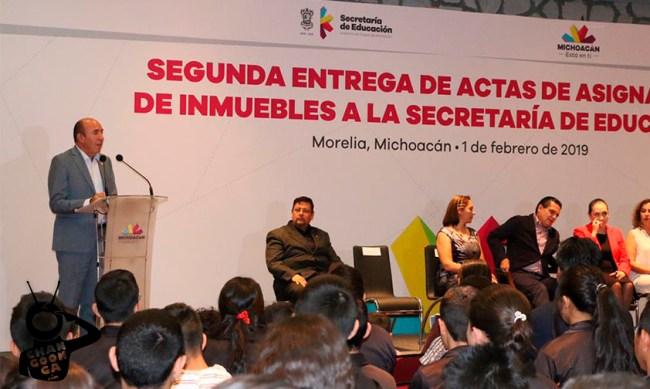 educación Michoacán CNTE