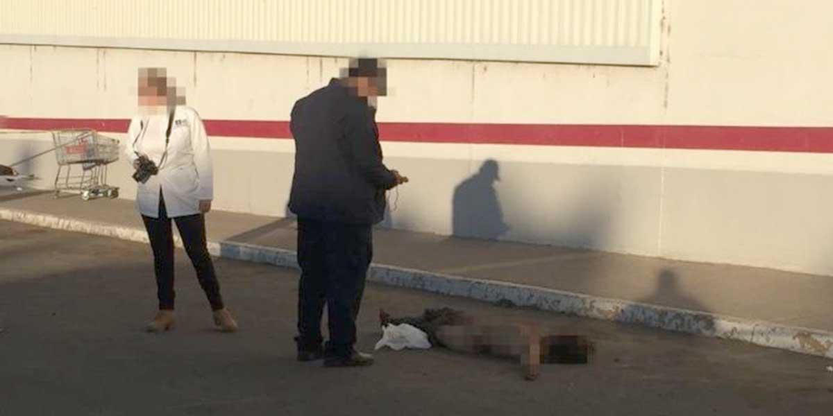 #DeShock Encuentran A Hombre Muerto Con Carrito En Mano; Fue Torturado