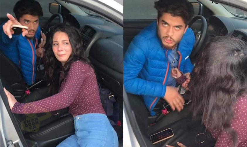 "#Video Exhiben Cómo ""Influencer"" Agrede Físicamente A Su Novia; Ella Lo Perdona"