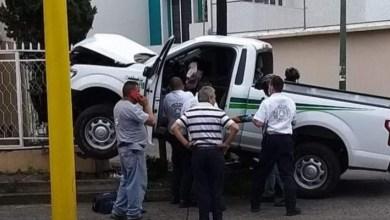 Photo of #UruapanViolenta Acribillan A Trabajador De Empacadora En Camioneta Y Se Estrella Contra Casa