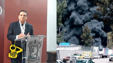 """Photo of #Morelia """"Qué Raro Que Sea La Tercera Vez, Paga Bien El Seguro"""": Silvano Ante Incendio"""
