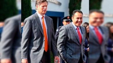 Photo of Embajador De EU Visitará De Nuevo Michoacán Por Invitación De Carlos Herrera