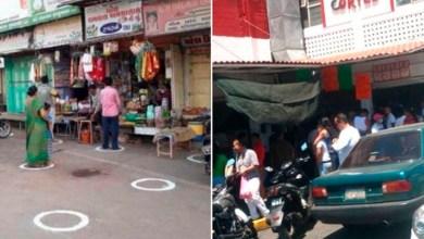 Photo of Diputado Morenista Compara La India Con Morelia Sobre Gente Que Guarda Distancia