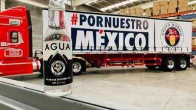 Photo of #CDMX Grupo Modelo Transforman Sus Botellas Para Llevar Agua A Más Vulnerables