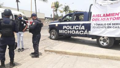 Photo of #Michoacán Polis Aplican Protocolo De Actuación Ante Aislamiento Obligatorio