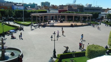 Cerrarán Plaza Pública Principal De Zitácuaro Para Evitar Contagios De COVID-19