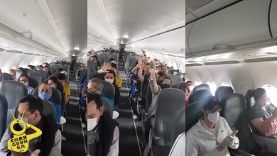 En Vuelo, Agradecen Y Aplauden A Médicos Que Fueron Secuestrados En CDMX