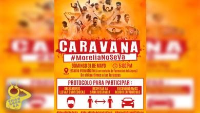 #Morelia Convocan A Caravana Masiva Mañana Pa' Evitar Salida De Monarcas