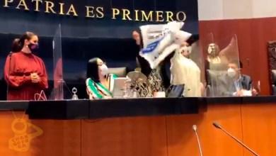 Photo of Diputada De Morena Confronta A Panista Que Exigía Medicina Para Cáncer