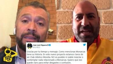 """Photo of Fanático Propone """"Monarcas"""" Como Mote Del Atlético Morelia; Higuera Dice Que Ño"""